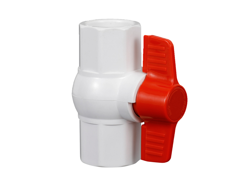 Normal Pressure 1/2-2 Inch Custom Irrigation Plastic UPVC Octagonal Water Ball Valve