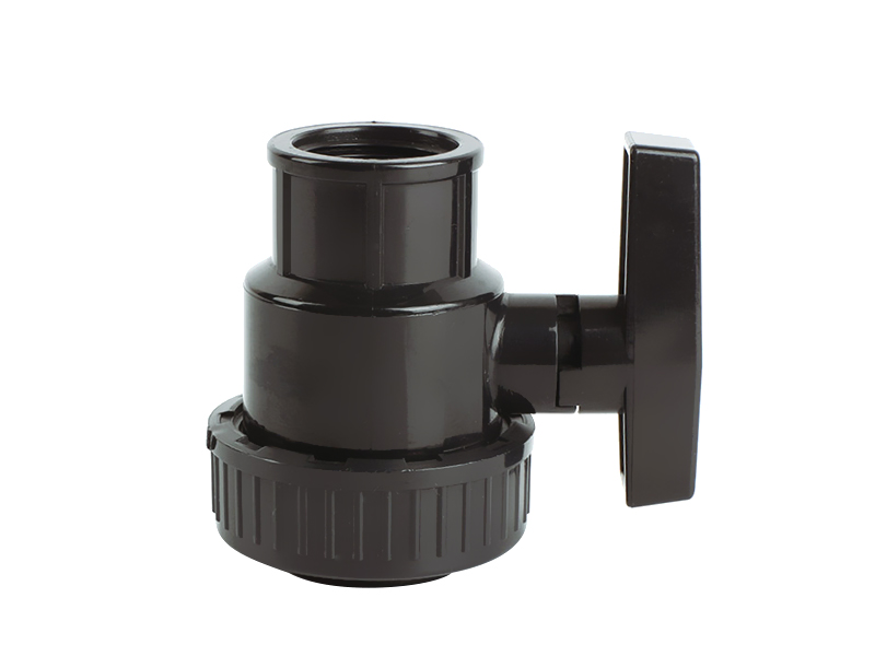 UPVC NEW SINGLE UNION BALL VALVE