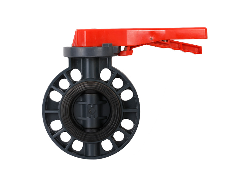 Standard Plastic Water Butterfly Valve